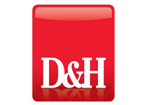 D&H Distributing Logo